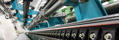 Karl Mayer Textile Machinery Ltd - UK Certified Pre Owned, Spa, Textiles, Fabrics, Textile Art