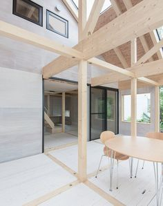 Live in a Greenhouse: Bright, Airy Residence in Japan | Designs & Ideas on Dornob