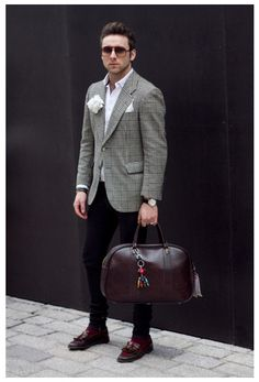 Men's Street Style London