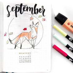 Terrific Photo 2020 october calendar Tips Are you currently one who will need to have a thing promptly mainly because you don't need to them Bullet Journal School, Bullet Journal Notebook, Bullet Journal Layout, My Journal, Bullet Journal Inspiration, Journal Pages, Kalender Design, Bullet Journal Aesthetic, Drawing Journal