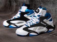 pretty nice 83adc 245f9 Release Date  Reebok Classics Shaq Attaq – white azure (April   Packer Shoes