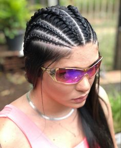 Little Girl Hairstyles, Cute Hairstyles, Braided Hairstyles, Braids For Long Hair, Box Braids, Cute Fluffy Dogs, Game Day Hair, Rubber Band Hairstyles, Heatless Hairstyles