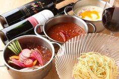 最後まで熱々! 小鍋で食べる「パスタフォンデュ」、渋谷のビストロ BAR で提供中