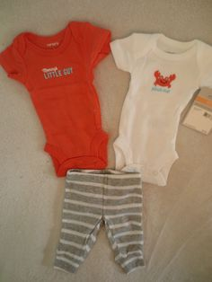 d4c25733f Carter's 100% Cotton Outfits & Sets (Newborn - 5T) for Boys   eBay