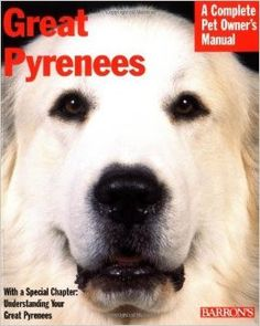 Large, strong, energetic, and intelligent, Great Pyrenees make excellent watch dogs for farmers and hunters. This volume is filled with handsome, full-color photos, instructive line art, and easy-to-r