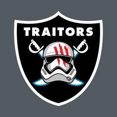 Traitors by wheels