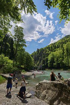 Diese 5 kostenlosen Klammen solltest du kennen! Dolores Park, Wanderlust, Germany, Bergen, Traveling, Hotels, Outdoor, Vacation Travel, Places To Visit