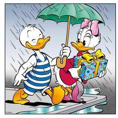 Disney Duck, Disney Love, Disney Frozen, Disney Art, Walt Disney, Disney Ideas, Donald And Daisy Duck, Scrooge Mcduck, Duck Tales