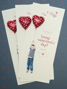 Ginormous Lollipop Comments | Valentine's Day Card Ideas | FamilyFun