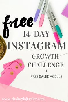 #TheInstaPrintChallenge | Are you ready for insane Instagram success? Great! In 14-days I will teach you coveted tips on how to increase your Instagram following + traffic, all while showing you how to covert those loyal followers into customers! Sign-up now.