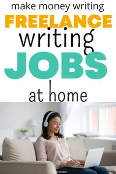 Gain some freelance writing jobs so you can start making money writing in 2021. Make Money Writing, Writing Tips, How To Make Money, Online Writing Jobs, Freelance Writing Jobs, Easy Online Jobs, Career Ideas, Business Motivational Quotes, Creative Jobs