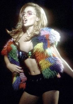 Just for all things i like which is usually nostalgic and of course Fashion, films, TV shows anything that takes my fancy! Kylie Minogue Wow, Kylie Minouge, Happy 15th Birthday, Girl Crushes, Flower Power, Fancy, Princess, Celebrities, Outfits