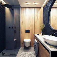 homedecor bathroom Best Bathroom D - Best Bathroom Designs, Bathroom Design Small, Bathroom Interior Design, Modern Interior Design, Wc Design, Design Ideas, Modern Bathroom Decor, Amazing Bathrooms, Home