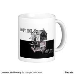Downton Shabby Mug