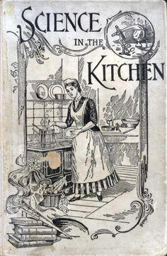 Antique cookbook