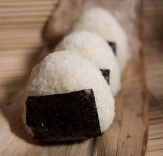 Ume onigiri. My favorite food of all time.