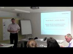 ▶ Integrierte Marketingkommunikation mit Fokus Soziale Medien für Bestatter - YouTube