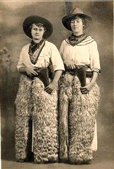 Cow Girls