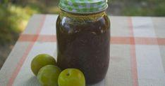 Zdravá rynglová povidla pečená v troubě | recept. Pokud si nevíte rady, co si počít s přezrálými Mason Jars, Fruit, Med, Mason Jar, Glass Jars, Jars