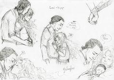 Loki+Sigyn 7 by Sanzo-Sinclaire on DeviantArt