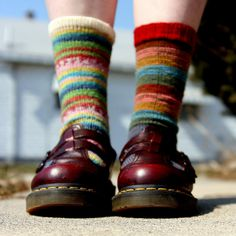 Dr Shoes, Sock Shoes, Me Too Shoes, Quirky Fashion, Mode Vintage, Look At You, Mode Inspiration, Looks Cool, Aesthetic Clothes