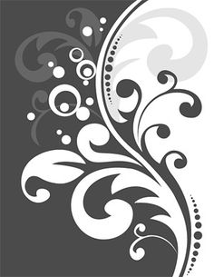 Fashion pattern vector material Download Free Vector,PSD,FLASH,JPG--www.fordesigner.com