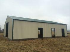 ARK-LA-TEX Pole Barn - Quality barns and Buildings ...