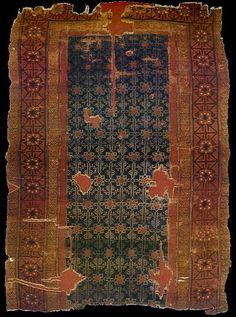 turc, musée d'Istanbul, XIIIe siècle