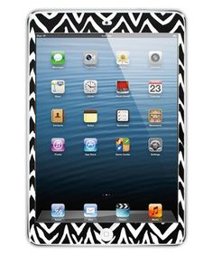 Loving this Zebra Screen Protector for iPad mini on #zulily! #zulilyfinds