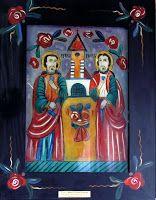 Sfintii Apostoli Petru si Pavel Painting, Art, Art Background, Painting Art, Kunst, Paintings, Performing Arts, Painted Canvas, Drawings