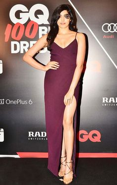 Bollywood Actresses at GQ 100 Best Dressed 2018     http://blogonbabes.com/bollywood-actresses-at-gq-100-best-dressed-2018/     #Bollywood #AdahSharma