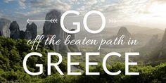 Go off the beaten path in Greece with Azamara Club Cruises.