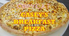 Ingredients 1 14 inch pizza crust cooking spray 4 - 6 oz. cheddar cheese sauce ½ package of bacon cooked or 1/2 lb breakfast sau...