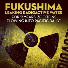 Let that sink in....Fukushima