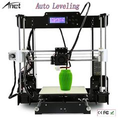 Auto Level & Normal A8 Reprap Prusa I3 Big Size 220220240mm DIY 3D Printer Kit With Free Filaments 8GB SD Card/LCD For Free (2013889155)  SEE MORE  #SuperDeals
