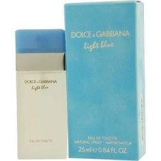 D & G Light Blue By Dolce & Gabbana Edt Spray .8 Oz