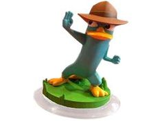 Disney Agent P - Disney Infinity Character - release date May 6, 2014