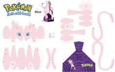 cute papercraft templates - Google Search