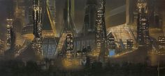 http://curbed.com/archives/2015/07/23/syd-mead-city-architecture-blade-runner-design-future.php // Meet Syd Mead, the Artist Who Illustrates the Future - Estate of the Arts - Curbed National
