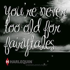 Never. #HarlequinBooks #FortheLoveofBooks