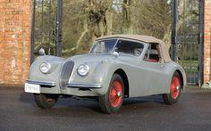 1953 Jaguar XK120 Cabriolet