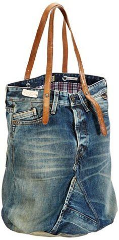 Jeans Refashion, Denim Handbags, Denim Purse, Mode Jeans, Diy Tote Bag, Boho Bags, Recycled Denim, Handmade Bags, Jeans Fit