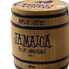 STUSSY X MARLEY COFFEE – JAMAICA BLUE MOUNTAIN BLEND