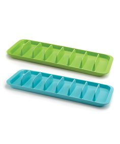 Lime & Turquoise Stuffit Platter Set - each slot keeps your tacos or hot dogs standing up straight and make serving a breeze!