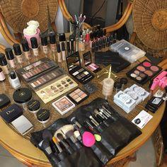 Makeup kit  #makeuplovers