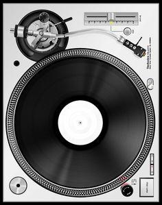 Escogí esta imagen por que tiene una tornamesa y me gustaría tener o comprarme un par de tornamesas Vinyl Music, Dj Music, Vinyl Records, Audio Vintage, Techno, Dj School, Technics Sl 1200, Technics Turntables, Sup Stand Up Paddle