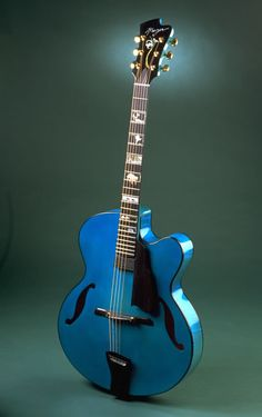 """Pagelli Guitars  
