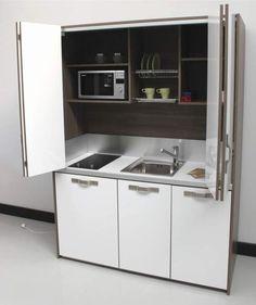 Cucina A Scomparsa Ikea.Pinterest