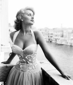Sophia Loren, Veneci