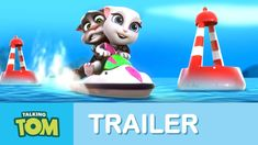 Talking Tom Jeski 2 (MOD, Unlimited Money) is a new boat racing game by Outfit This publisher is famous for its virtual pet games. Talking Tom Cat 2, Angela Chase, Paw Patrol Decorations, Tom Love, Runner Games, Desktop Windows, Baby Toms, Virtual Pet, Animal Games